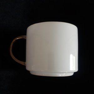 Threshold Kitchen - NEW Threshold Graphic Heavy Coffee Tea Mug Cup